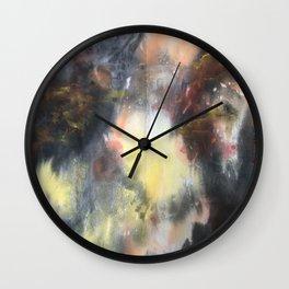 AU 60 - The Chinese Rhyme II  Wall Clock