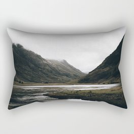 Glen Coe / Scotland Rectangular Pillow