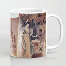 1895 Paris Centennial of Lithography Coffee Mug