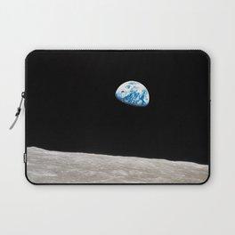 Earthrise William Anders Laptop Sleeve