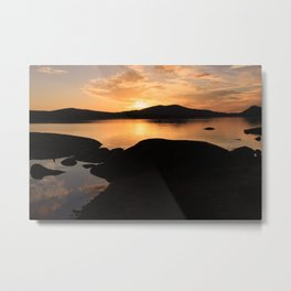 End of Day No. 2 Metal Print