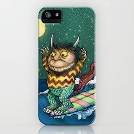 One Wild Ride iPhone Case