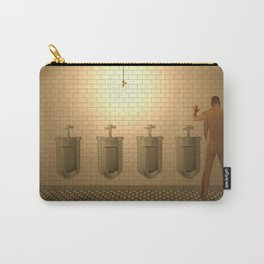 WALDORF MEN'S ROOM Carry-All Pouch
