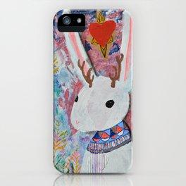Mystic Jackalope iPhone Case