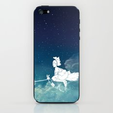 Kiki's Delivery Service Illustration iPhone & iPod Skin