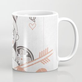 The queen of my heart Coffee Mug