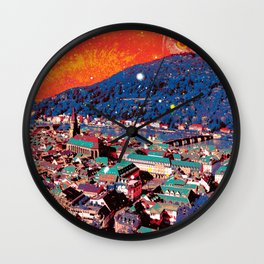 Stealth Wall Clock