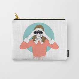 Suzy Moonrise Kingdom  Carry-All Pouch