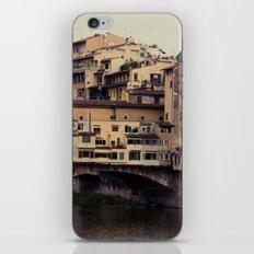 Ponte Vecchio  iPhone & iPod Skin