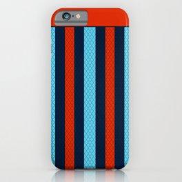 California Red-Striped Garter Snake iPhone Case