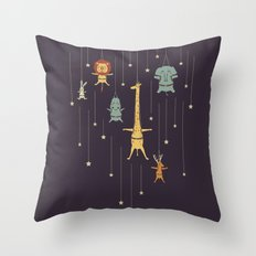 I'm like a star Throw Pillow
