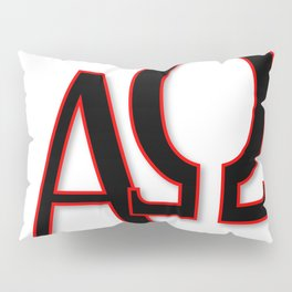 Alpha and Omega Pillow Sham