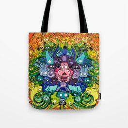 Life, unexpected Tote Bag