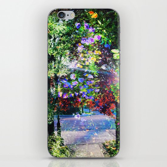 Enchanted Nature iPhone & iPod Skin