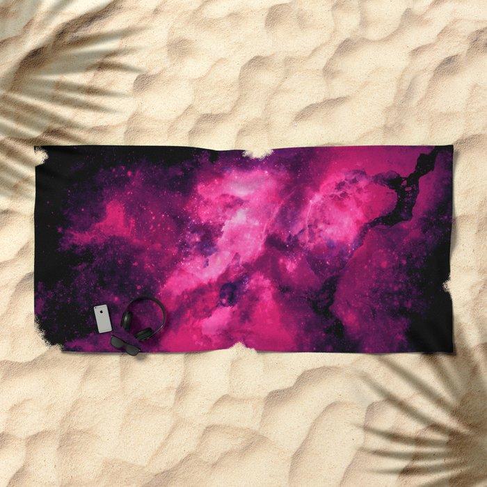β Virginis Beach Towel