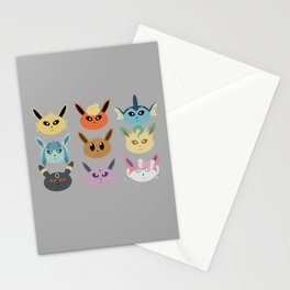 The Silly Beasts Stationery Cards
