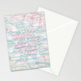 """ Sol Aqua"" Stationery Cards"