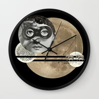 Looking for Love Wall Clock