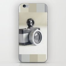 Camera toy iPhone & iPod Skin
