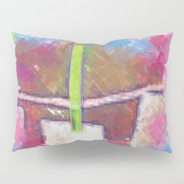 Title Shop Art Pop Art Pillow Sham