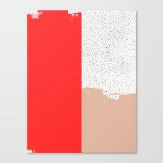 Mid Sun Canvas Print