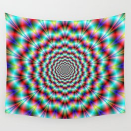 Spider's on Acid Wall Tapestry