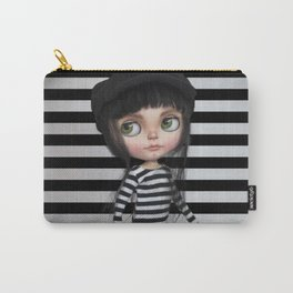 Stripes Style Blythe by Erregiro Carry-All Pouch