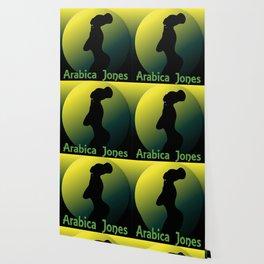 Arabica Jones® Wallpaper