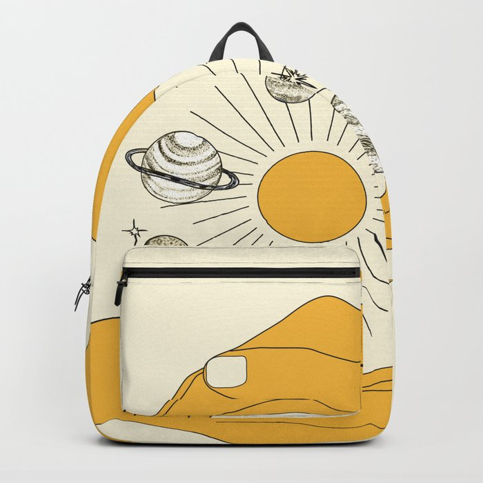 The Universe in Your Hands Backpack