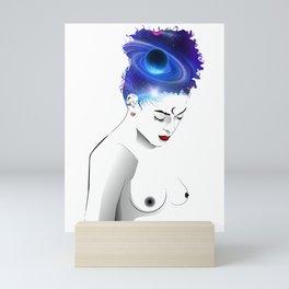The Cosmick Sistar Mini Art Print