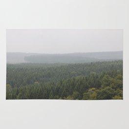 Over Harz Wald Rug