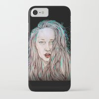 goddess iPhone & iPod Cases featuring Goddess  by Jenn