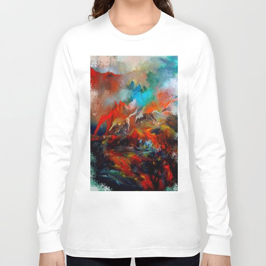 Kızıl Atlar Long Sleeve T-shirt
