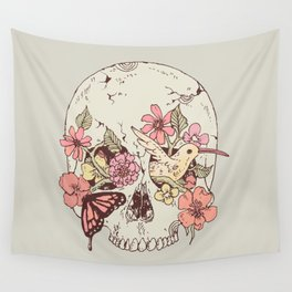 Life in Your Eyes Wall Tapestry