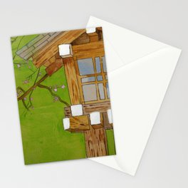 Meiji Jungu Japan Stationery Cards