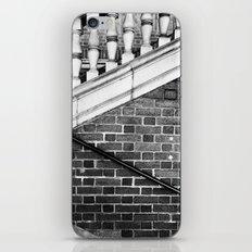 steps iPhone & iPod Skin