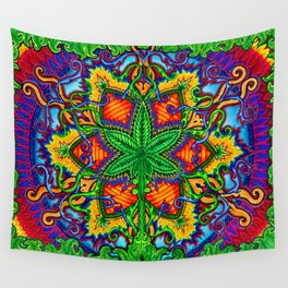 Herbal Cure Wall Tapestry