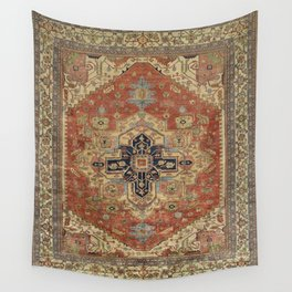 SYMETRIC PERSIAN VINTAGE PATTERN Wall Tapestry
