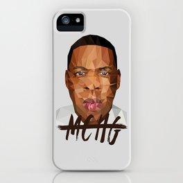 Jay-z MCHG iPhone Case