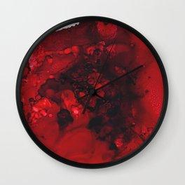 Muladhara (root chakra) Wall Clock