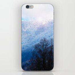 Winter Mountain iPhone Skin