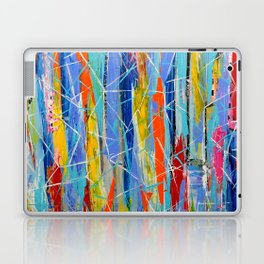 Color Maze Laptop & iPad Skin
