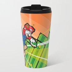 Inception Mario Travel Mug