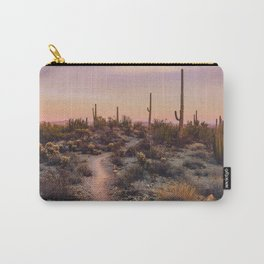 Sonoran Sunset Carry-All Pouch