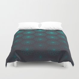 To Everything, Turn II Duvet Cover