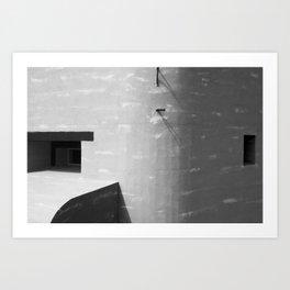 fortress II Art Print