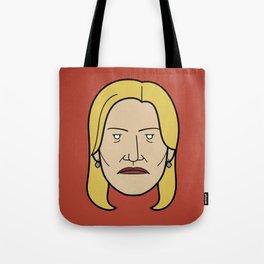 Face of Breaking Bad: Skyler White Tote Bag