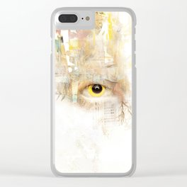 Catching Images Clear iPhone Case