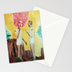 The Spaces Between Us Stationery Cards