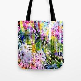 snake flowers Tote Bag